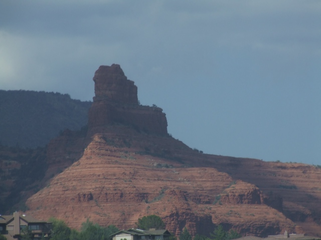 more red buttes outside Sedona