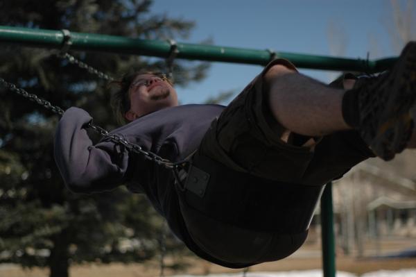 Bailey swings